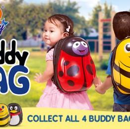 EQ Dry Buddy Bag